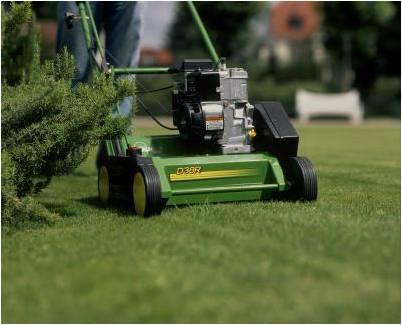 scarificateur pour pelouse
