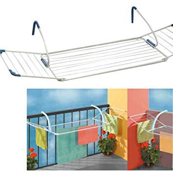 sechoir balcon extensible