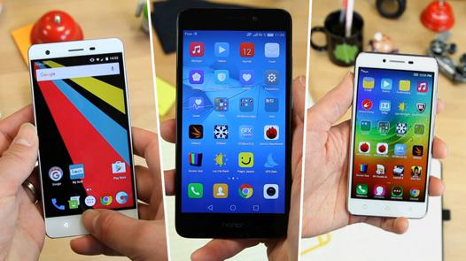 smartphone a moins de 200