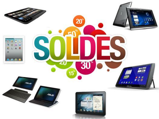 solde tablettes