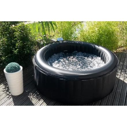 spa gonflable rond