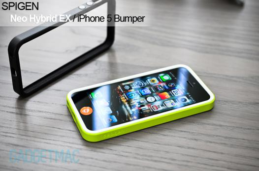 spigen iphone 5 bumper