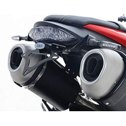 support de plaque speed triple