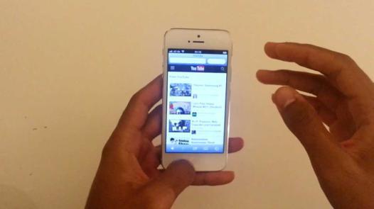 sur iphone 5