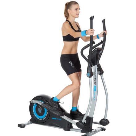 sur vélo elliptique