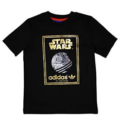 tee shirt star wars adidas
