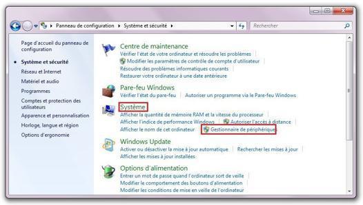 telecharger controleur ethernet windows 7