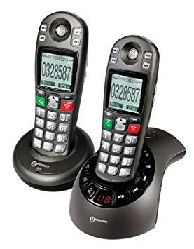 telephone sans fil duo amazon
