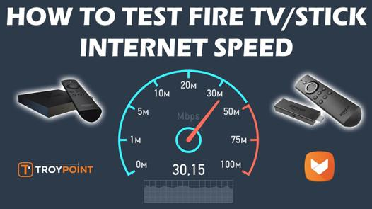 test adsl tv