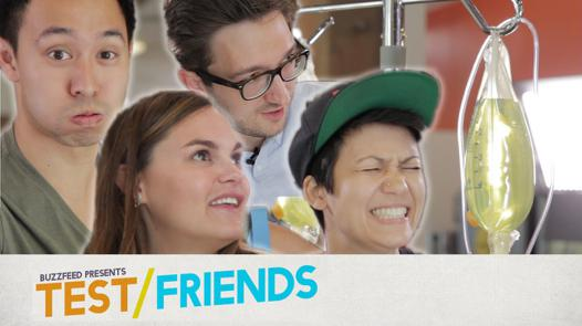 test friends