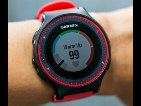 test garmin forerunner