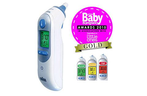 thermometre fiable pour bebe