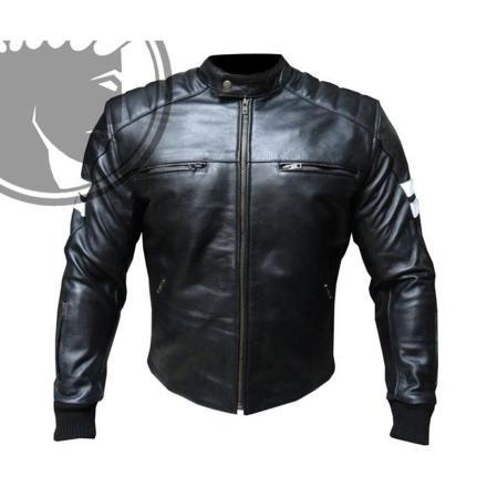 veste moto homme pas cher