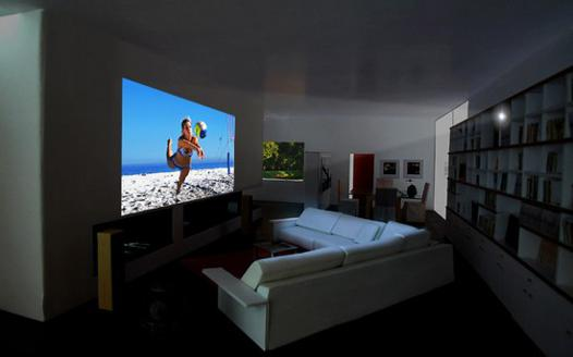 videoprojecteur ou tv