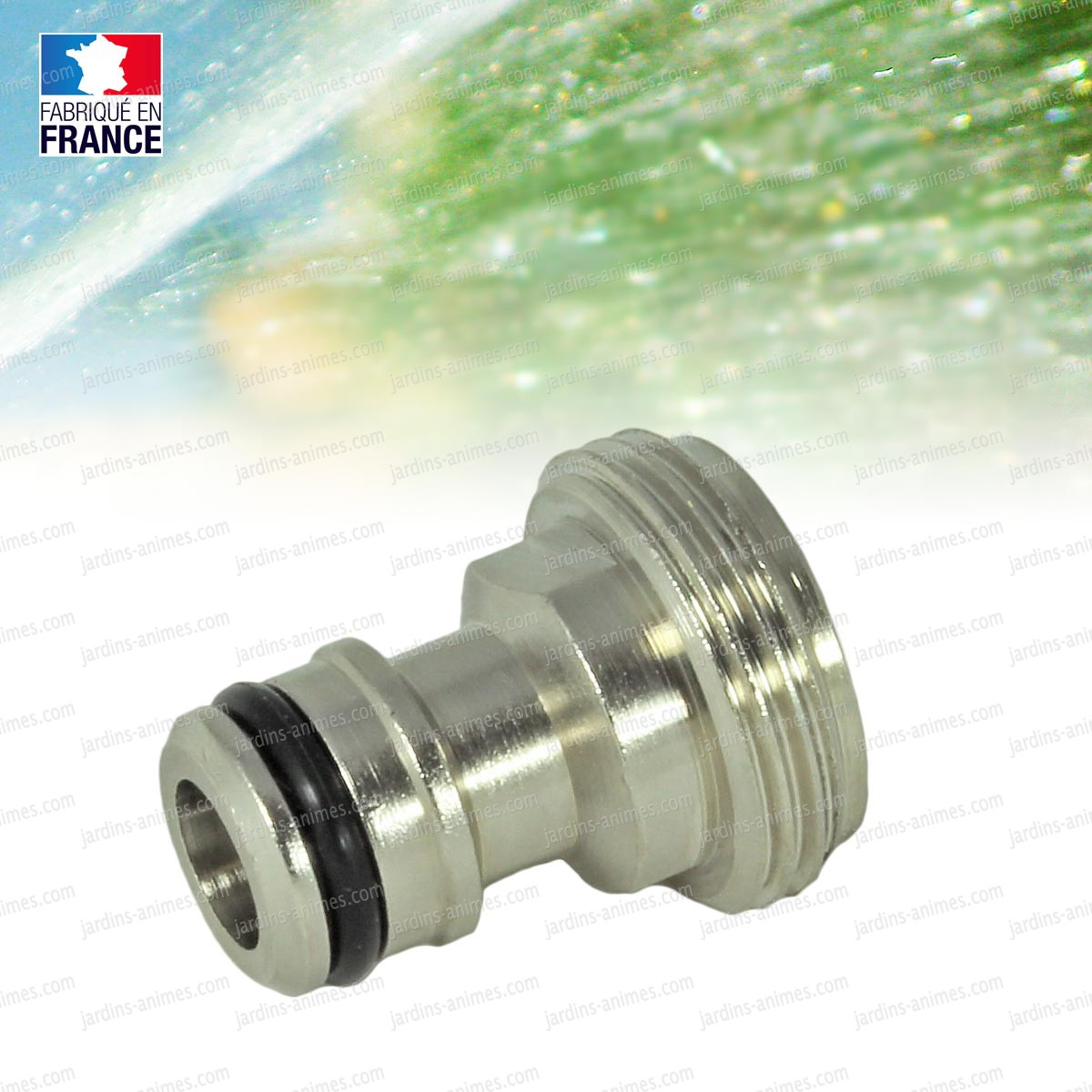 adaptateur tuyau d arrosage sur robinet de cuisine