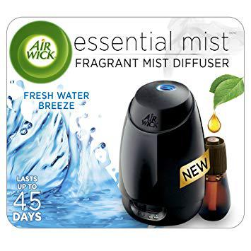 air wick diffuseur essential mist