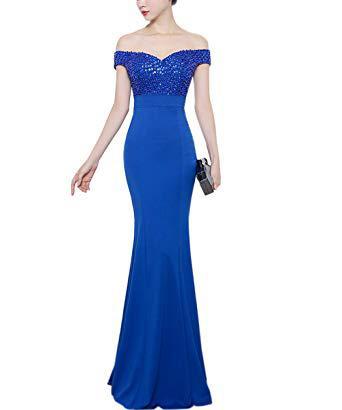 amazon robe de soirée