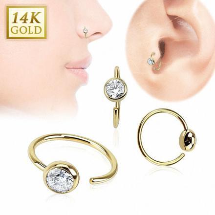 anneau pour le nez