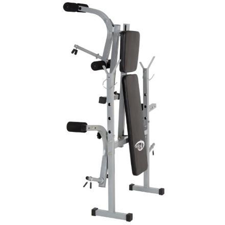 appareil de musculation pliable