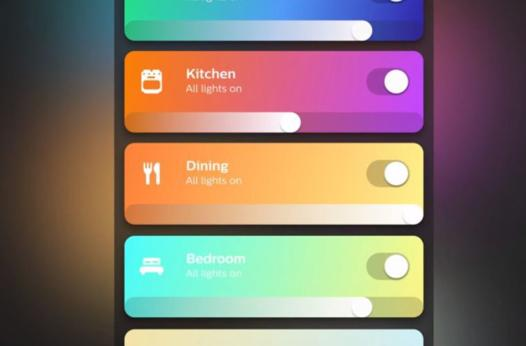 application hue philips