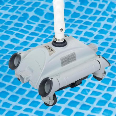 aspirateur pour piscine hors sol intex