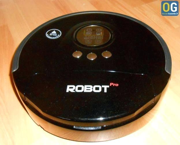 aspirateur robot pro