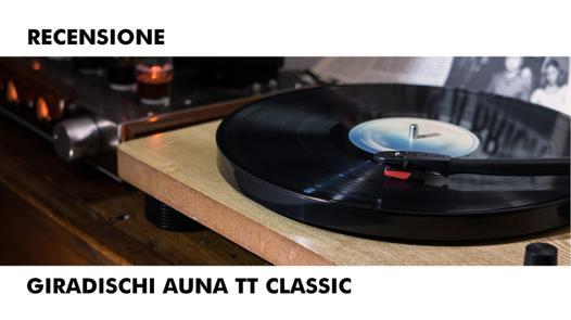 auna tt classic wd