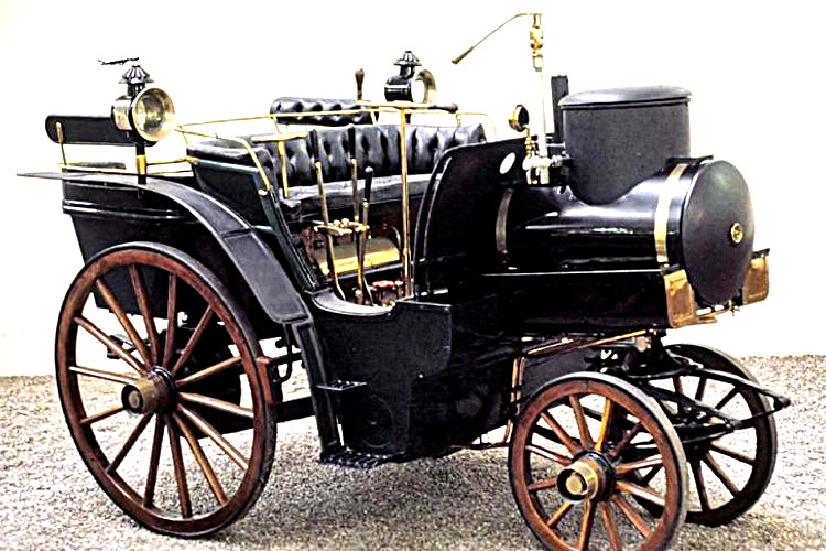 auto vapeur