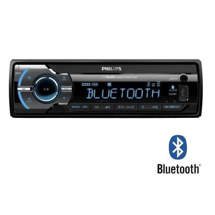 autoradio bluetooth main libre