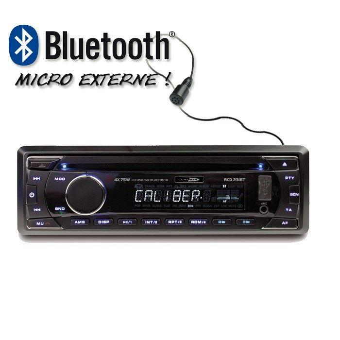 autoradio cd bluetooth pas cher
