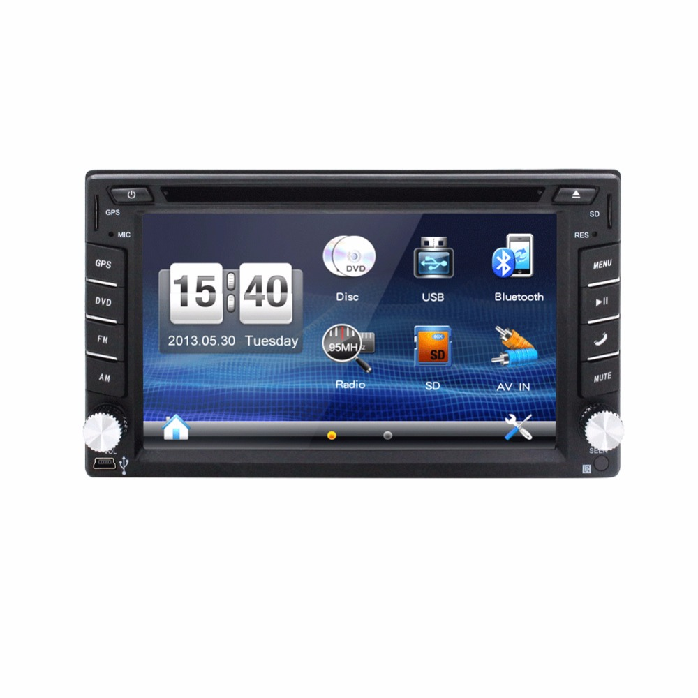 autoradio gps double din