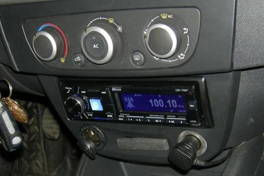 autoradio pour megane 3