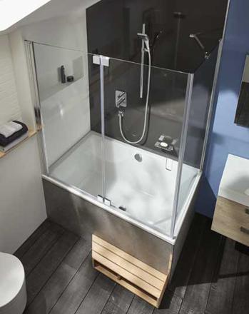 avis baignoire douche