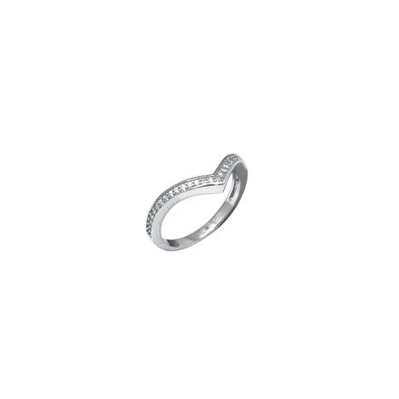 bague simple femme