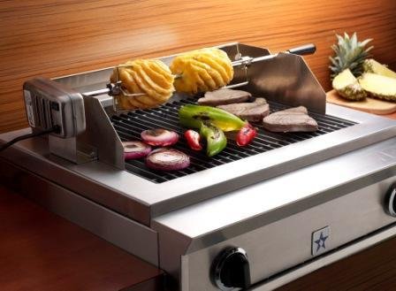 barbecue interieur