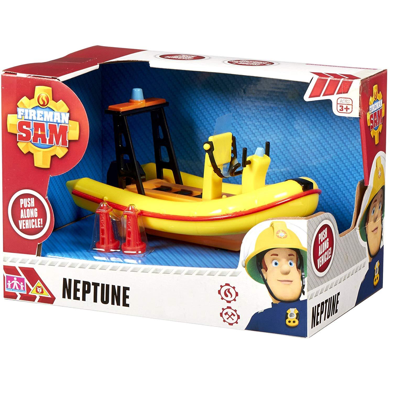 bateau sam le pompier
