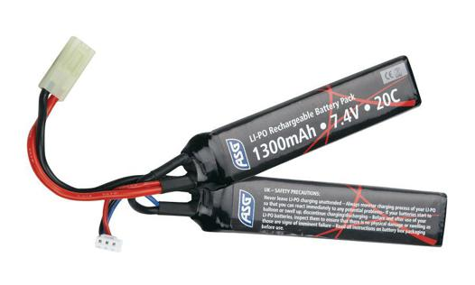 batterie airsoft lipo
