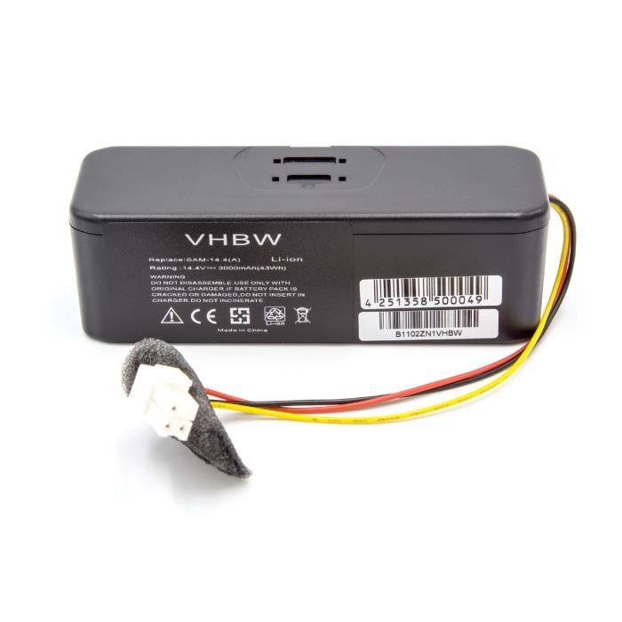batterie aspirateur samsung