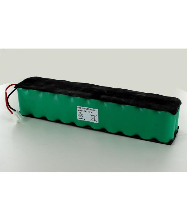 batterie rowenta air force 24v