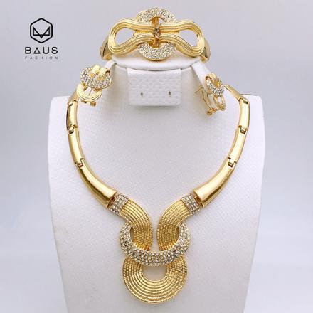 bijoux or femme