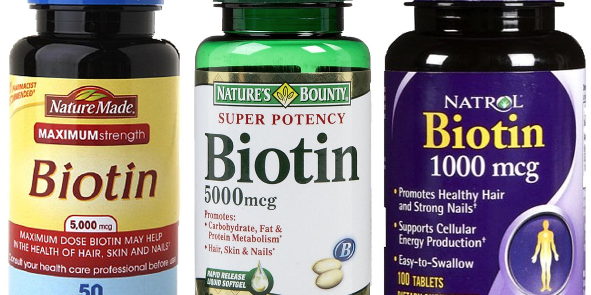 biotin pousse cheveux