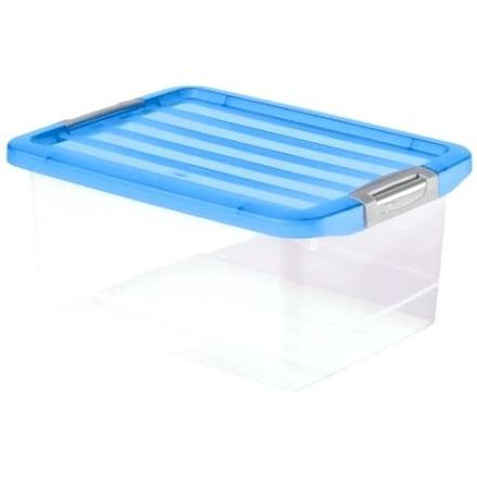 boite de rangement transparente pas cher