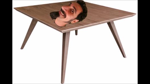 but table