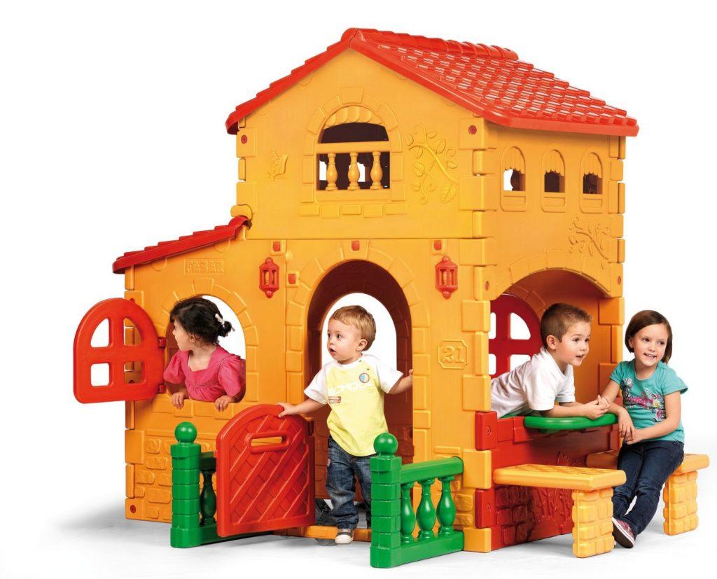 cabane enfant feber