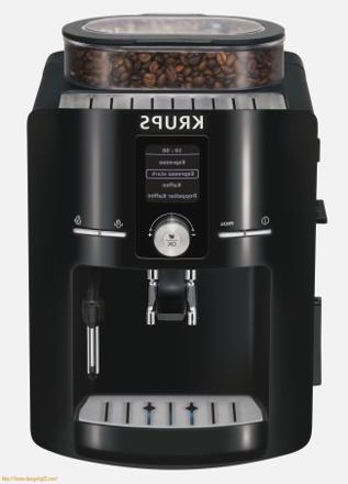 cafetière qui moud le grain
