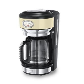cafetiere russell hobbs retro