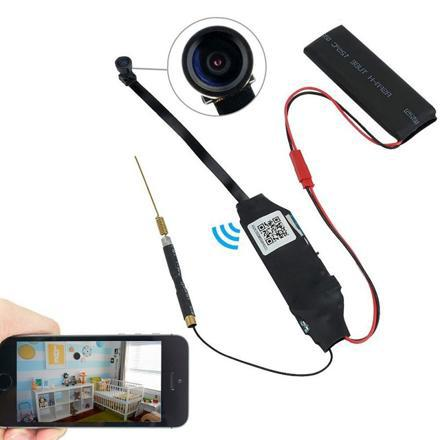 camera espion hd wifi