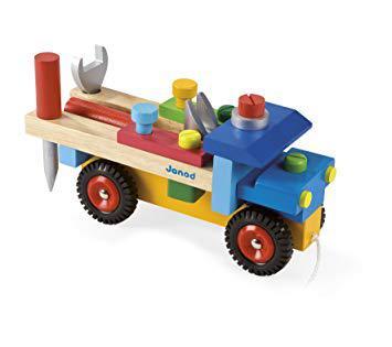 camion janod bois