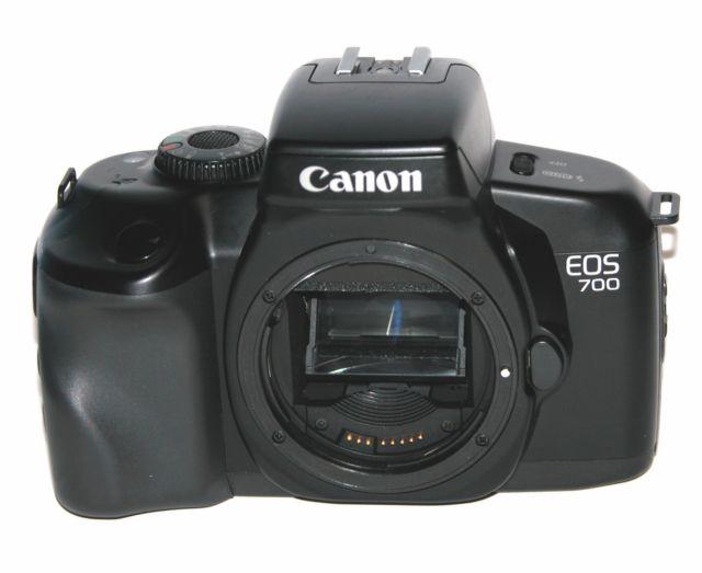 canon eos 700 film