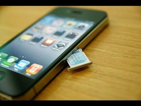 carte sim iphone4
